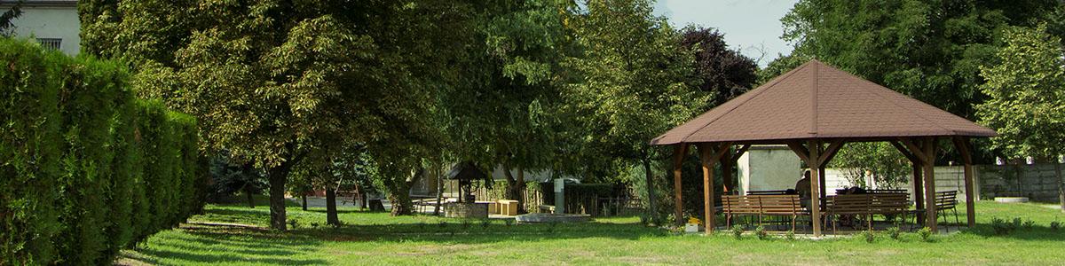 Park a altánok DSS Košúty