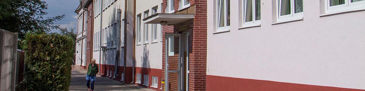 Budova DSS Košúty